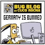 Thumbnail image for La Cucaracha: Germany's Merkel says what Trump won't (toon)