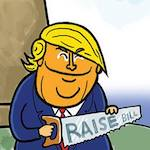 Thumbnail image for Donald Trump's RAISE Act would slash 'legal immigration' (toon)