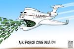 Thumbnail image for Trump Cabinet Secretary Tom Price Flies on Air Force One Million