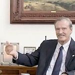 "Thumbnail image for Ex Mex Prez Vicente Fox: ""I'm running for U.S. Presidente"" (NSFW video)"