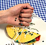 Thumbnail image for Cocina Para Chicos: How to make a 'Baby Taco' (video)