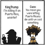 Thumbnail image for The Beandocks: In Puerto Rico, Trump faces his own 'Katrina' (toon)
