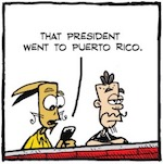 Thumbnail image for La Cucaracha: Why is Puerto Rico like the Trump family? (toon)