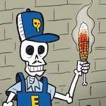 Thumbnail image for La Cucaracha: Check out our new bare bones menu! (toon)