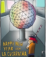 Thumbnail image for La Cucaracha: A Mexican kid in Times Square, New Year's Eve