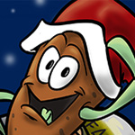 Thumbnail image for Feliz Frijol Friday: Merry Beans to All! (#FFF toon)