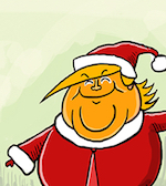Thumbnail image for America's middle class got run over by a reindeer (toon)