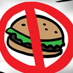 Thumbnail image for No fast food Friday! (#FFF #FelizFrijolFriday toon)