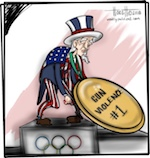 Thumbnail image for United States of America scores another gold medal! (toon)
