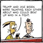 Thumbnail image for La Cucaracha: Trump vs Biden – Who will cry 'Uncle' first?