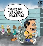 "Thumbnail image for Clear backpacks? The NRA's and Rubio's new ""thoughts and prayers"""