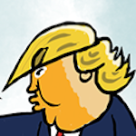 Thumbnail image for Trump orders the military to the border with Mexico (toon)