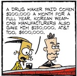 Thumbnail image for La Cucaracha: That Michael Cohen is hella lawyer! (toon)