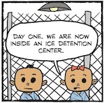 Thumbnail image for La Cucaracha: Inside an ICE Kiddy Koncentration Kamp (toons)