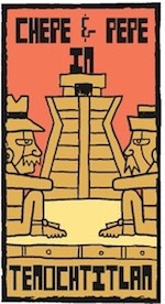 Thumbnail image for La Cucaracha: Chepe finds love in ancient Tenochtitlan (toon)