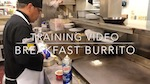 Thumbnail image for How do Elmer's Restaurants' cooks make a breakfast burrito? (video)