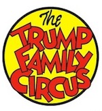 Thumbnail image for La Cucaracha: The Trump Family Circus is all about adoptions (toon)