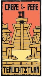 Thumbnail image for La Cucaracha: In Tenochtitlan, Chepe y Pepe teach modern discipline