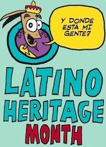 Thumbnail image for La Cucaracha: Latino Heritage Month Highlights (toon)