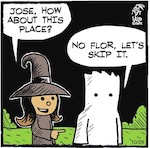 Thumbnail image for La Cucaracha's Treat Map: This house may be haunted! (toon)