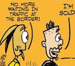 Thumbnail image for La Cucaracha: Welcome to the 2019 Border Car Show! (toon)