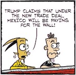 Thumbnail image for La Cucaracha: How will Mexico pay for McDonald's wall?