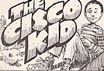 Thumbnail image for 'The Cisco Kid Was A Friend of Mine': WAR music video y cartoon