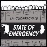 Thumbnail image for La Cucaracha: Cuco's Primo Memo has a State of Emergency (toon)