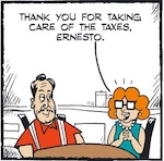 Thumbnail image for La Cucaracha: Got plans for your tax refund (as if)?