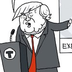 Thumbnail image for Trump announces bigly expansion plans for detention camps (toon)