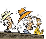 Thumbnail image for La Cucaracha: This health care debate is making me sick! (toon)