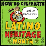 Thumbnail image for La Cucaracha: Celebrate Latino Heritage Month with La Frida! (toon)