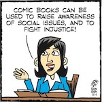 Thumbnail image for La Cucaracha: Teacher Vero knows what kids like (toon)