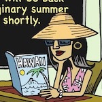 Thumbnail image for La Cucaracha: Welcome back to school, students! (toon)