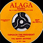 Thumbnail image for The Honey Drippers get the funk out: 'Impeach the President'