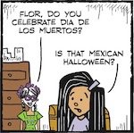 Thumbnail image for La Cucaracha: How to care for your new Day of the Dead Barbie (toon)