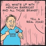 Thumbnail image for La Cucaracha: A night in the life of an 'edgy' comedian (toon)