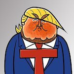 Thumbnail image for Now Playing: Donald J. Trump stars in 'The Scarlet Letter' (toon)