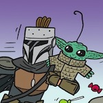 Thumbnail image for La Cucaracha: This is not the baby piñata you are looking for (toon)